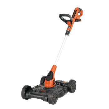 Black & Decker MTC220 20V MAX Cordless Lithium-Ion 3-in-1 Trimmer/Edger & Mower