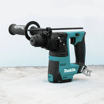 Makita RH02Z 12V max CXT Lithium-Ion 9/16 in. Rotary Hammer, accepts SDS-PLUS bits, Tool Only image number 7