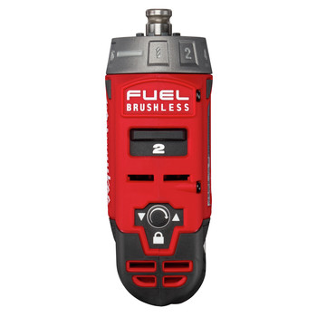 Milwaukee 2505-22 M12 FUEL Lithium-Ion 3/8 in. Cordless Installation Drill Driver Kit (2 Ah) image number 9