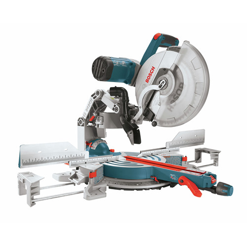 Factory Reconditioned Bosch GCM12SD-RT 12 in. Dual-Bevel Glide Miter Saw image number 2