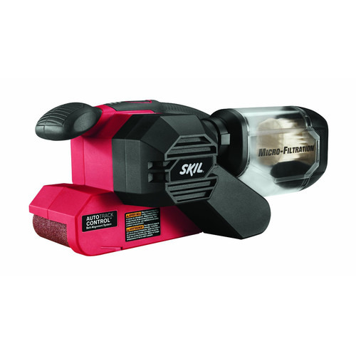 Skil 7510-01 3 in. x 18 in. 6.0 Amp Belt Sander