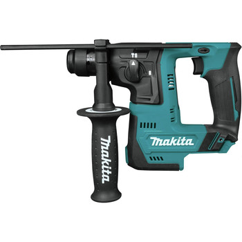 Makita RH02Z 12V max CXT Lithium-Ion 9/16 in. Rotary Hammer, accepts SDS-PLUS bits, Tool Only image number 1