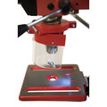 General International DP2001 8 in. 5-Speed 2A Bench Mount Drill Press with Laser System image number 3