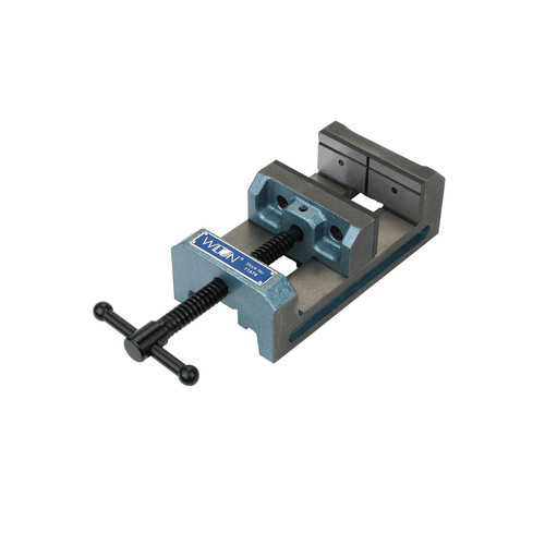 Wilton 11676 Industrial Drill Press Vise, 6 in. Jaw Width, 6 in. Jaw Opening, 2 in. Jaw Depth