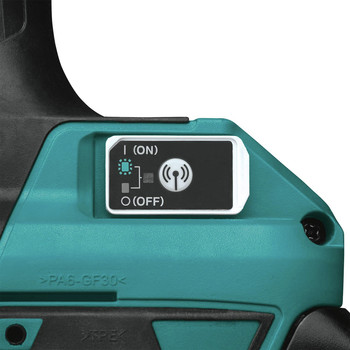 Makita XRH12ZW 18V LXT Lithium-Ion Brushless 11/16 in. AVT SDS-PLUS AWS Capable Rotary Hammer with HEPA Dust Extractor (Tool Only) image number 3