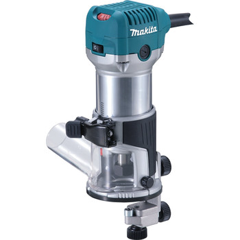 Makita RT0701CX3 1-1/4 HP Compact Router Kit with Attachments image number 2