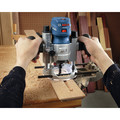 Bosch GKF125CEPK Colt 1.25 HP Variable-Speed Palm Router Combination Kit (7 Amp) image number 15