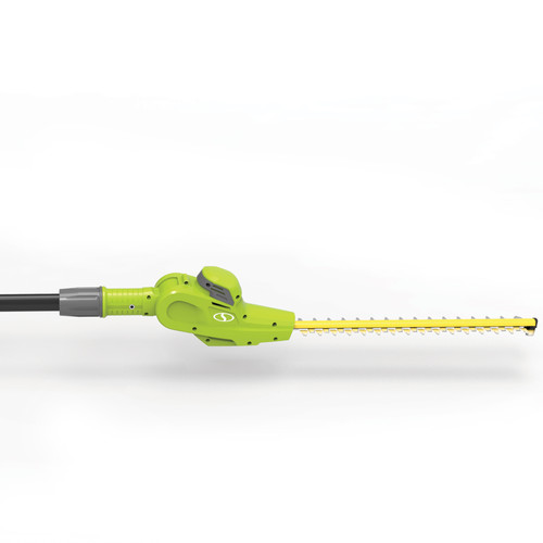 Sun Joe 20VIONLTE-PHT17 20V 2.0 Ah Lithium-Ion 17 in. Telescoping Pole Hedge Trimmer