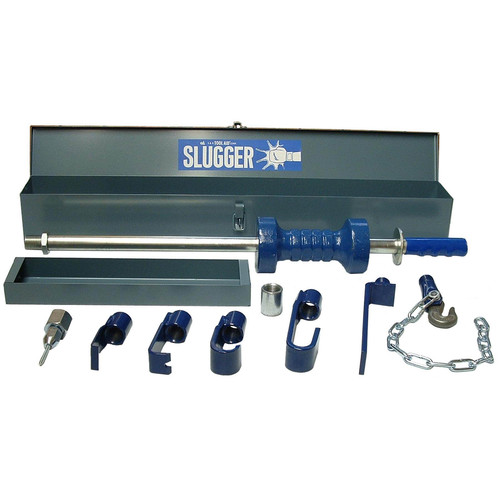 S&G Tool Aid 81100 The Slugger Heavy-Duty Slide Hammer in Tool Box