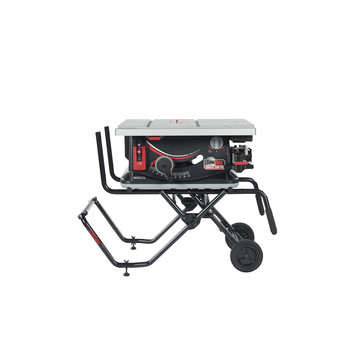 SawStop JSS-120A60 15 Amp 60Hz Jobsite Saw PRO with Mobile Cart Assembly image number 2