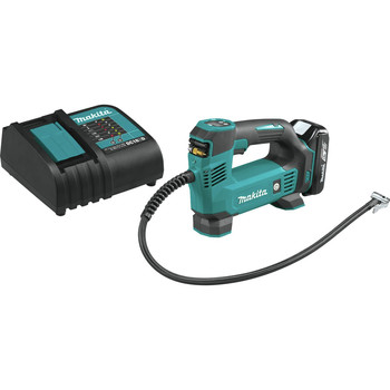 Makita DMP180SYX 18V LXT Lithium-Ion Cordless Inflator Kit (1.5 Ah)