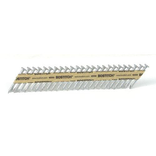 Bostitch PT-MC14815G-1M 1-1/2 in. x 0.148 in. 35 Degree Paper Collated STRAPSHOT Metal Connector Nails (1,000-Pack)