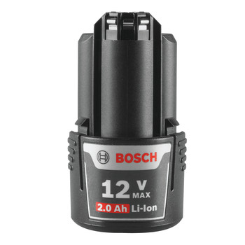 Bosch BAT414 12V MAX 2 Ah Lithium-Ion Battery image number 0