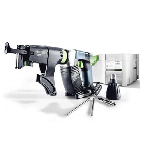 Festool DWC 18-4500 18V Cordless Lithium-Ion Brushless Screw Gun (Bare Tool)