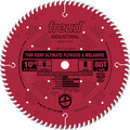 Freud LU79R010 10 in. 80 Tooth Thin Kerf Ultimate Plywood and Melamine Saw Blade