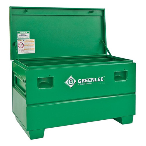 Greenlee 52062872 16 cu-ft. 48 x 24 x 25 in. Storage Chest image number 0