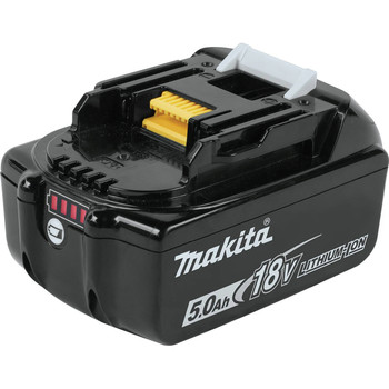 Makita XT337T 18V LXT Lithium-Ion 5.0 Ah Brushless 3-Piece Combo Kit image number 4