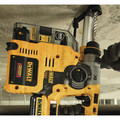 Dewalt DWH303DH Onboard Dust Extractor for 1 in. SDS Plus Hammers image number 2