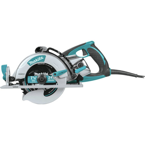 Factory Reconditioned Makita 5377MG-R 7-1/4 in. Magnesium Hypoid Saw image number 0