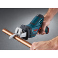 Bosch PS60-102 12V Max Cordless Lithium-Ion Pocket Reciprocating Saw image number 2