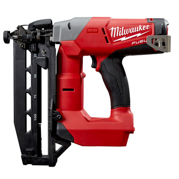 Milwaukee 2741-20 M18 FUEL Cordless Lithium-Ion 16-Gauge Brushless Straight Finish Nailer (Tool Only) image number 0