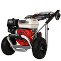 Simpson 60689 Aluminum 3600 PSI 2.5 GPM Professional Gas Pressure Washer with AAA Triplex Pump image number 1