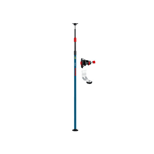 Bosch BP350 Telescoping Pole with 1/4 in. x 20 in. Laser Mount