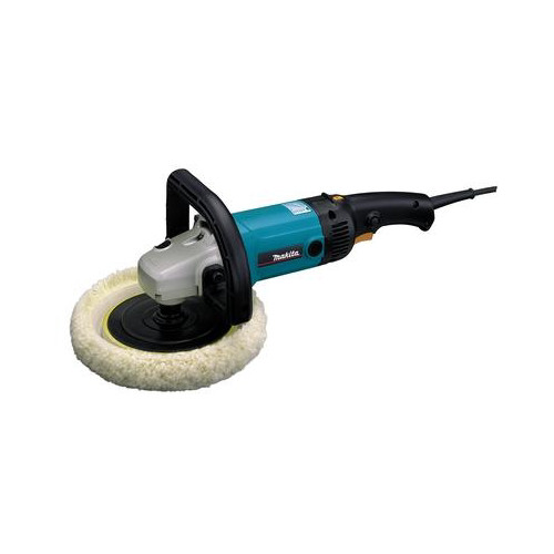 Makita 9227C 7 in. Electronic Sander-Polisher image number 0