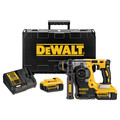 Dewalt DCH273P2 20V MAX XR Cordless Lithium-Ion 1 in. L-Shape SDS-Plus Rotary Hammer Kit