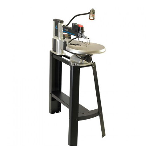 scroll saw labeled. variable speed scroll saw with table \u0026 work light labeled