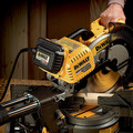 Dewalt DHS790AB 120V MAX FlexVolt Cordless Lithium-Ion 12 in. Sliding Compound Miter Saw with Adapter Only (Tool Only) image number 3
