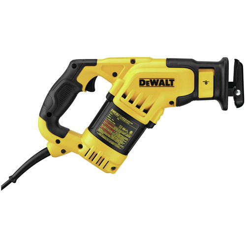 Dewalt DWE357 1-1/8 in. 12 Amp Reciprocating Saw Kit
