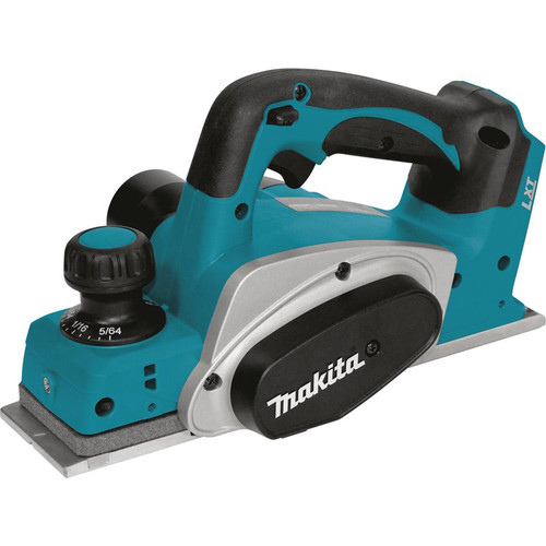 Makita XPK01Z 18V LXT Cordless Lithium-Ion 3-1/4 in. Planer (Tool Only) image number 0