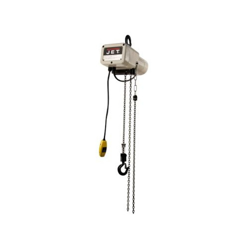 JET JSH-550-20 1/4 Ton Capacity Hoist with 20 ft. Lift Electric Hoist image number 0