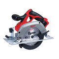 Milwaukee 2630-20 M18 Lithium-Ion 6-1/2 in. Circular Saw (Tool Only) image number 0