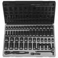 Grey Pneumatic 81259CRD 59-Piece 3/8 in. Drive 12-Point SAE/Metric Standard and Deep Impact Duo-Socket Set image number 1