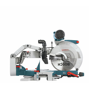 Bosch GCM12SD 12 in. Dual-Bevel Glide Miter Saw image number 4