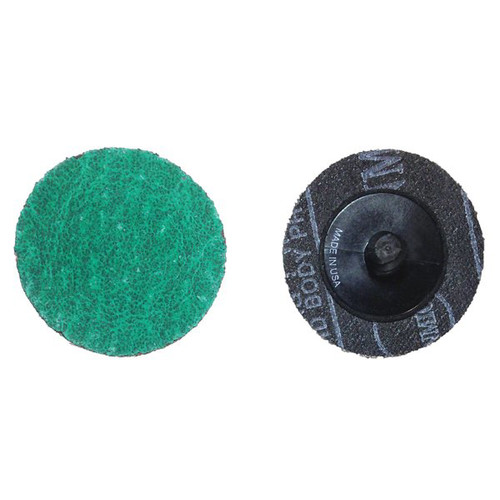 ATD 89350 3 in.-50 Grit Green Zirconia Mini Grinding Discs