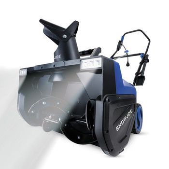 Snow Joe SJ627E 22 in. 15 Amp Electric Snow Blower with Headlight image number 4