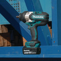 Makita XWT08Z 18V LXT Lithium-Ion Brushless High Torque 1/2 in. Square Drive Impact Wrench (Tool Only) image number 5