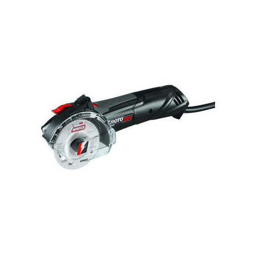 Factory Reconditioned RotoZip RFS1000-20-RT 7 Amp 4 in. ZipSaw Cut-Off Saw