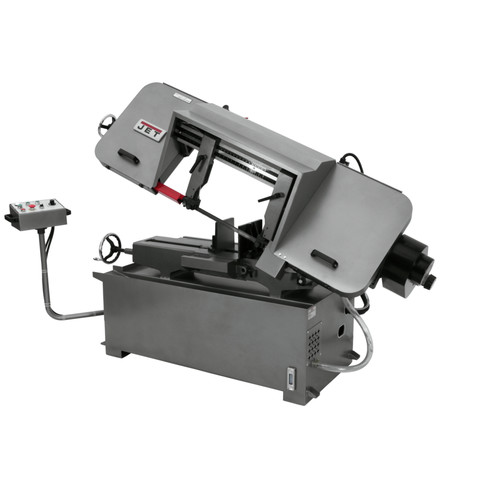 JET J-7060 3HP 12 in. x 20 in. Semi-Auto Horizontal Band Saw