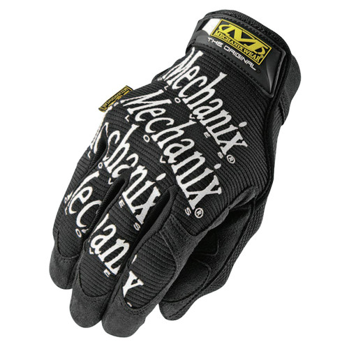 Mechanix Wear MG-05-012 Mechanix Original Gloves - 2X-Large, Black image number 0