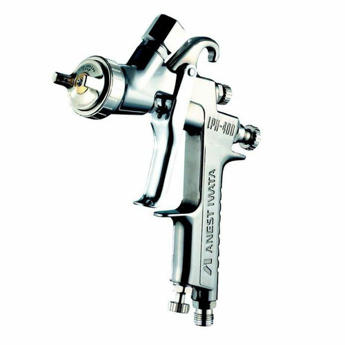 Iwata LPH400-144LV 1.4mm Gravity Feed HVLP Air Spray Gun