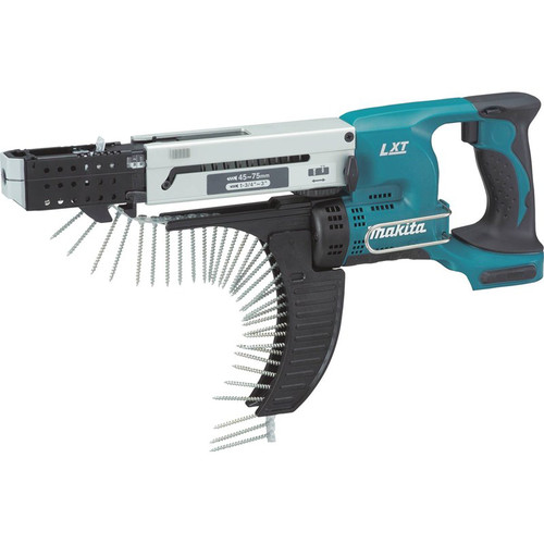 Makita XRF01Z 18V LXT Cordless Lithium-Ion Autofeed Screwdriver (Bare Tool)