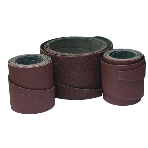 JET 60-25100 25 in. - 100G Ready-To-Wrap Sandpaper (3 Pc) image number 0