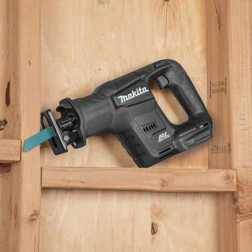 Makita XRJ07ZB 18V LXT Lithium-Ion Sub-Compact Brushless Cordless Reciprocataing Saw (Tool Only) image number 5