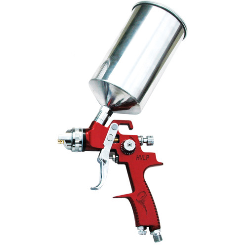 ATD 6901 1.4mm HVLP Top Coat Spraygun image number 0
