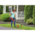 Black & Decker BESTE620 6.5 Amp/ 14 in. POWERCOMMAND Electric String Trimmer/Edger with EASYFEED image number 7
