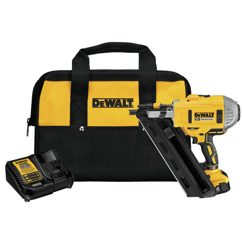 Factory Reconditioned Dewalt DCN692M1R 20V MAX XR Dual Speed Framing ...